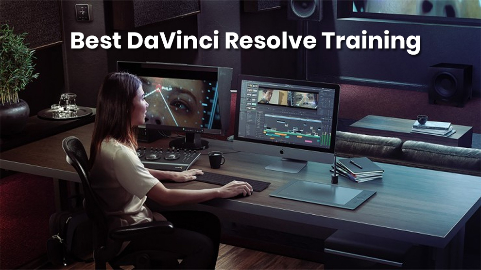 Top DaVinci Resolve Courses and Training Classes