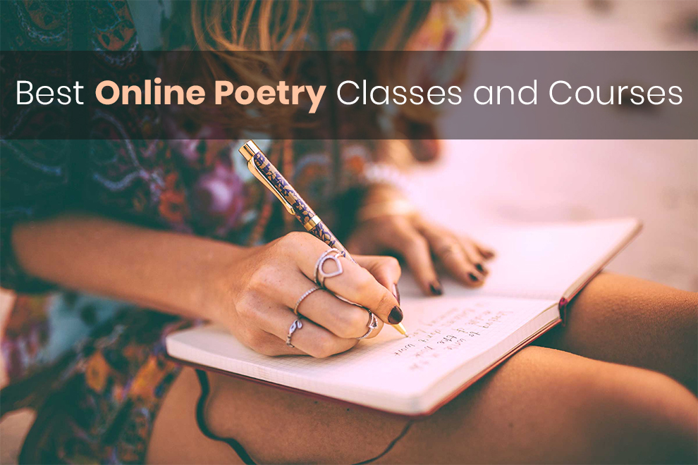 Best Online Poetry Writing Courses