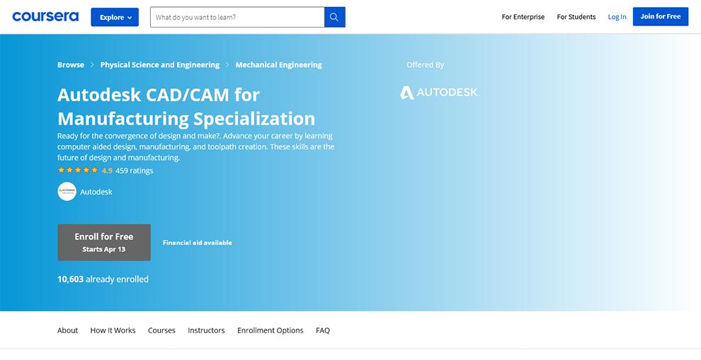 Autodesk CAD/CAM