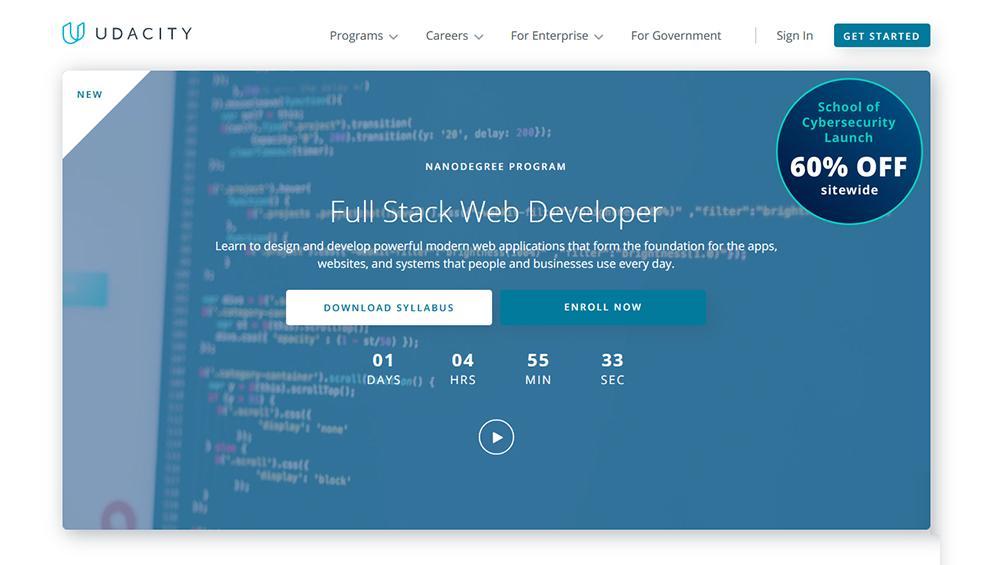 Full Stack Web Developer Nanodegree Program
