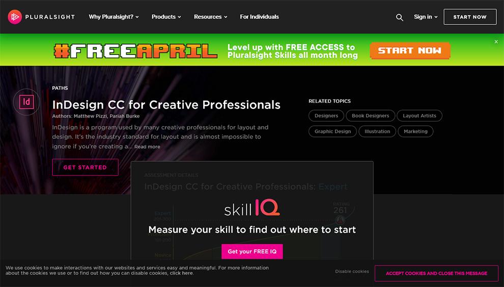 InDesign CC for Creative Professionals