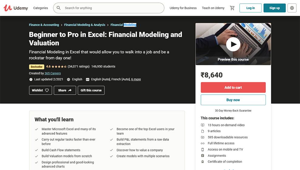 Beginner To Pro In Excel