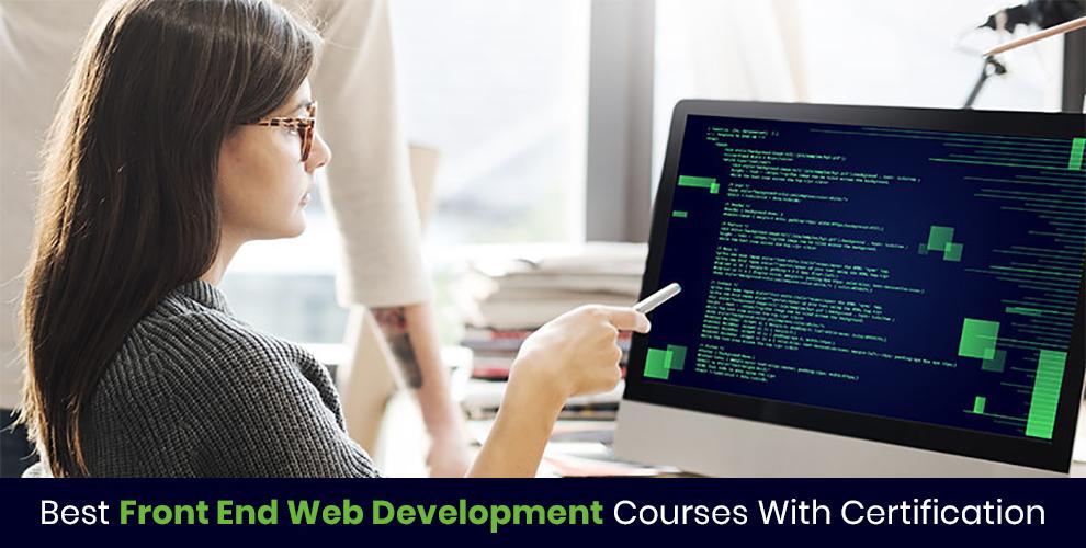 Best Front End Web Development Courses