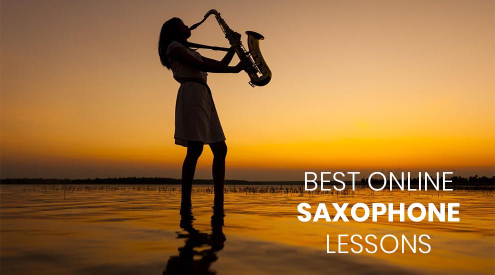 Best Online Saxophone Classes