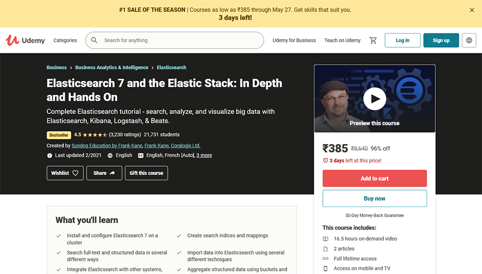 Elasticsearch 7 and the Elastic Stack