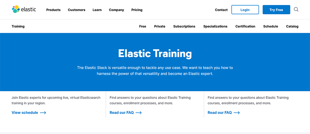 Official Elasticsearch Engineer Training