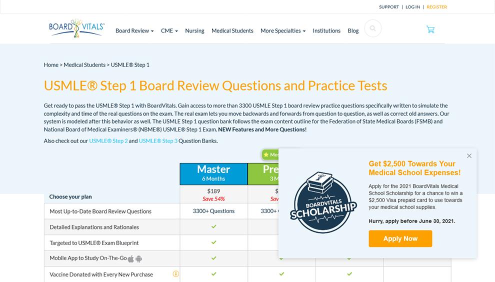 USMLE STEP 1 Course - Pass Program