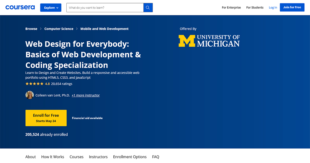 Web Design for Everybody