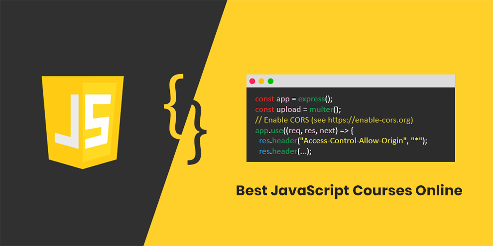 Best JavaScript Online Courses