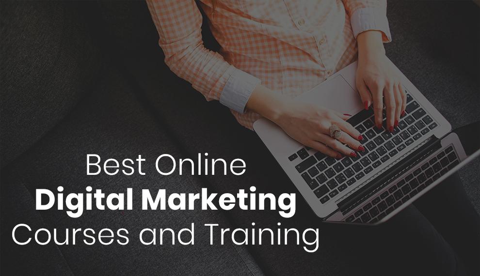 Top Digital Marketing Training and Certificate Programs Online
