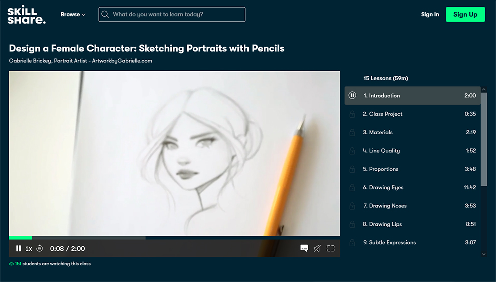 Design a Female Character