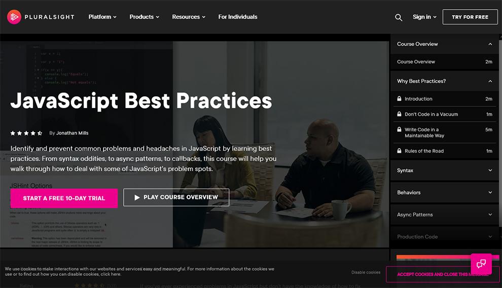 JavaScript Best Practices