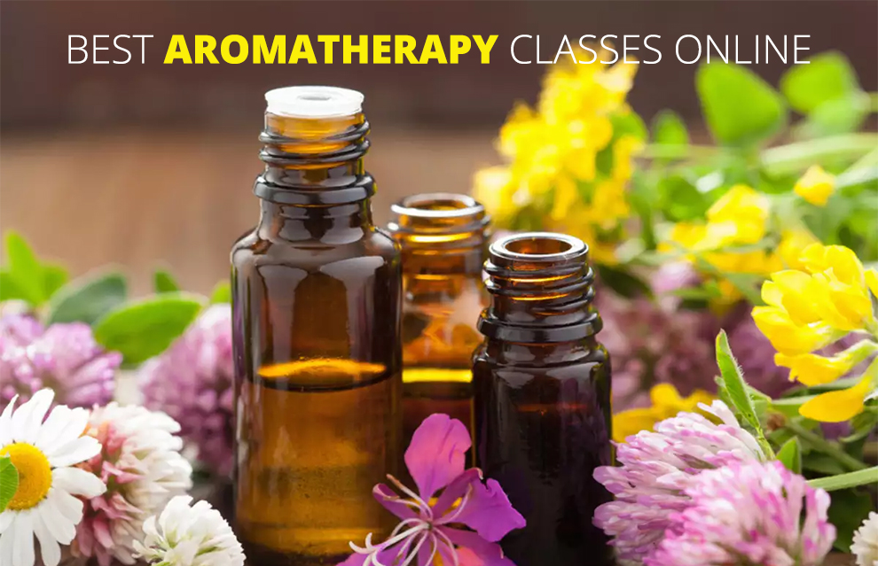 Aromatherapy Classes Online