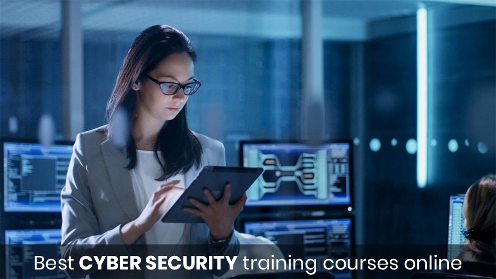 Best cyber security training courses online