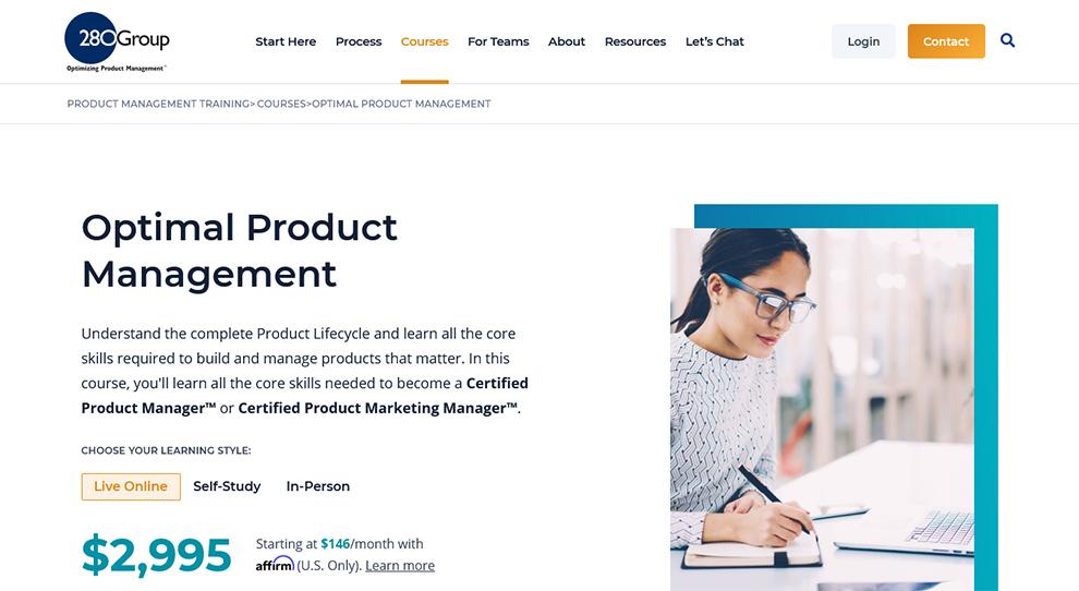 Optimal Product Management