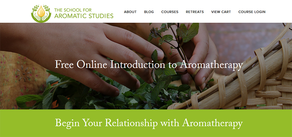 Free Online Introduction to Aromatherapy