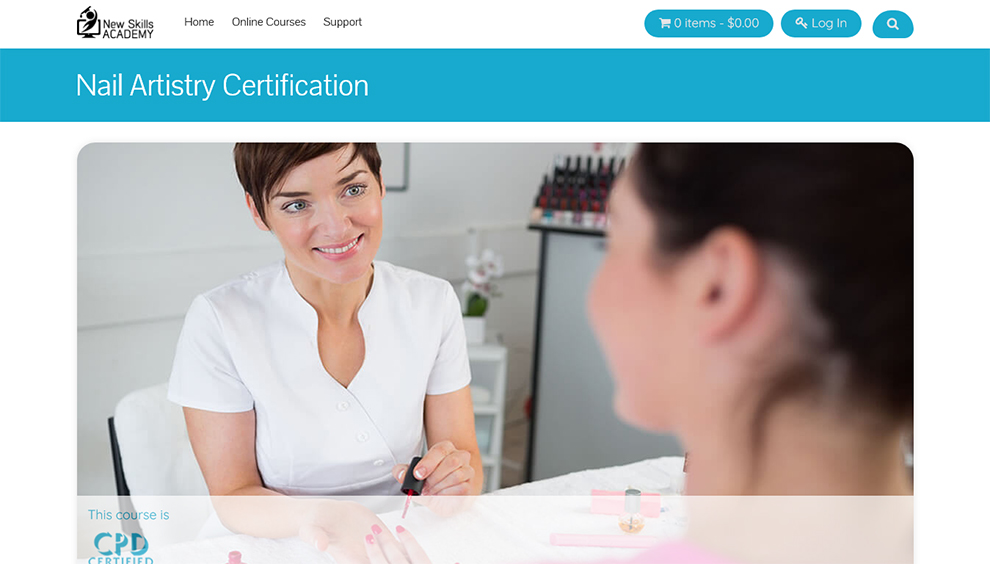 Nail Artistry Certification