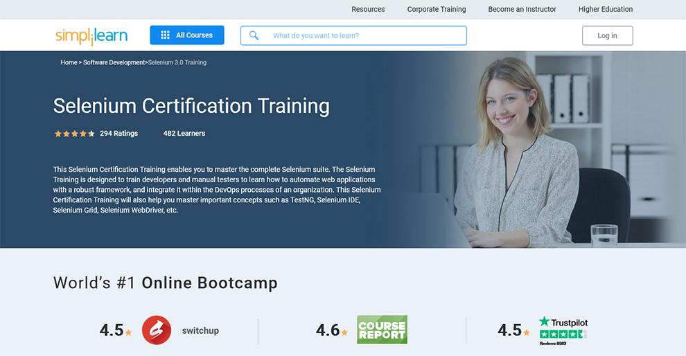 Selenium Certification Training