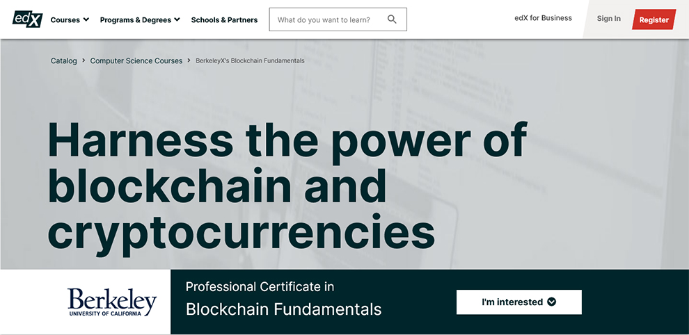 Harness the power of Blockchain and cryptocurrencies