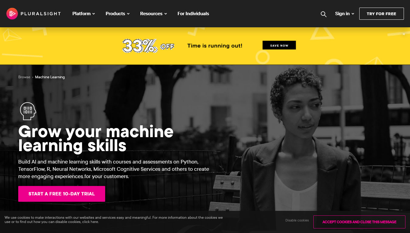Grow your machine learning skills