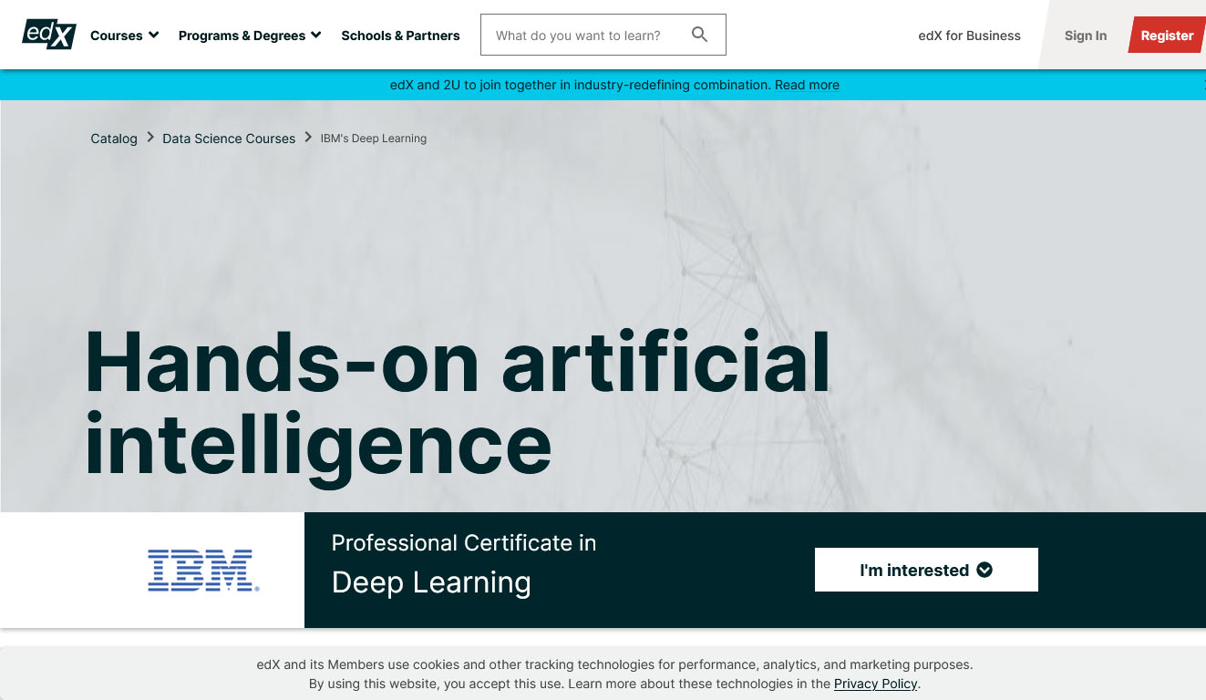 Hands-on artificial intelligence