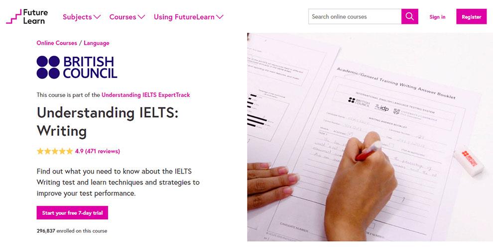 Understanding IELTS: Writing