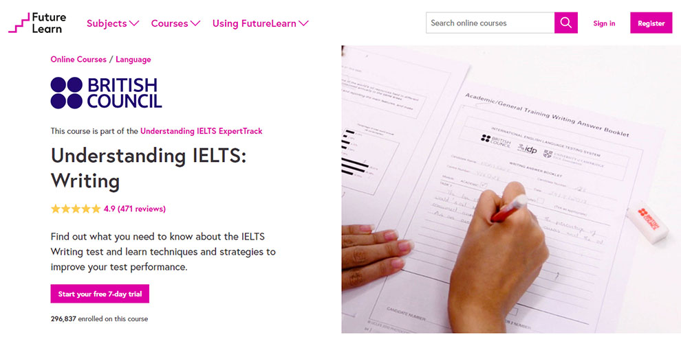 Understanding IELTS: Listening