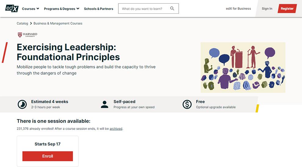 Exercising Leadership: Foundational Principles