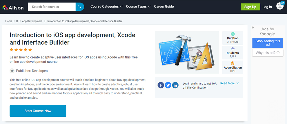 Introduction to iOS Development, Xcode and Interface Builder