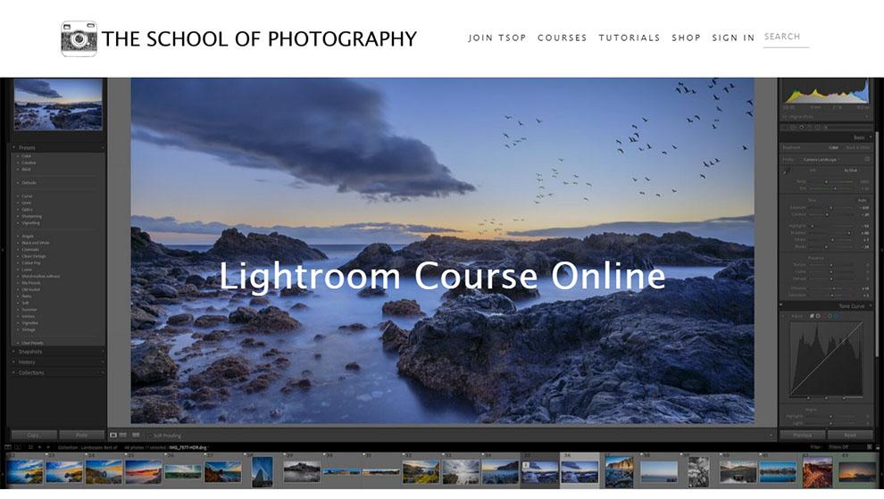 Lightroom course online
