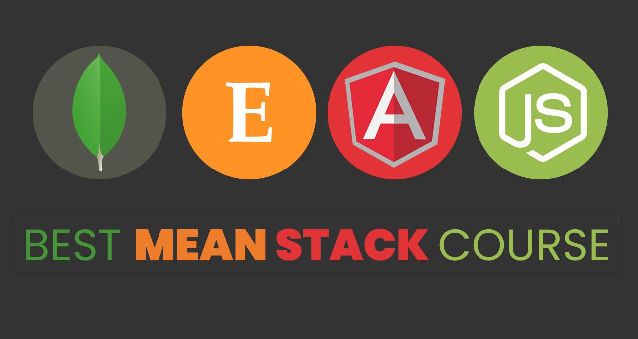 Best MEAN Stack Developer Courses