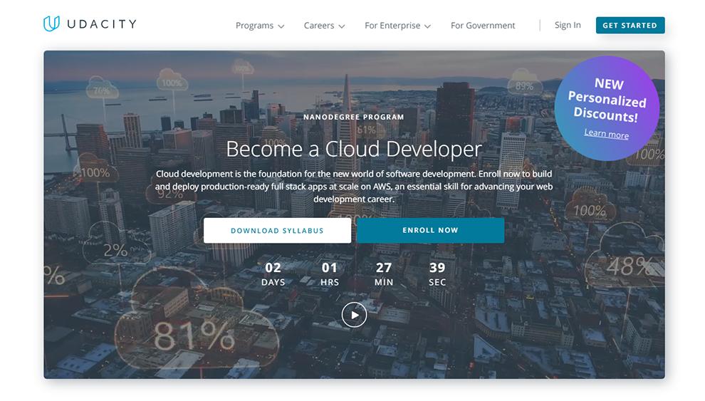 Become a Cloud Developer