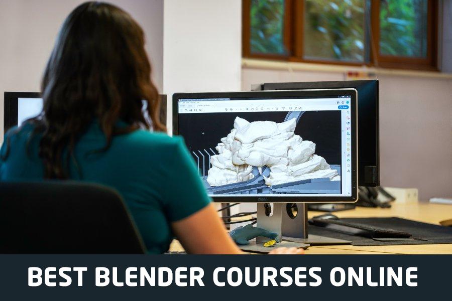 Best Blender Courses Online