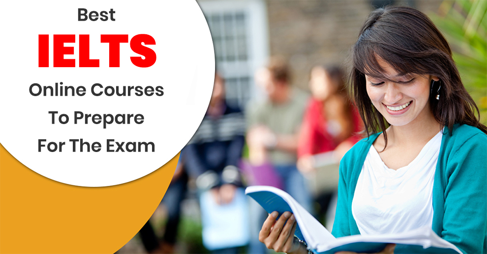 Courses For IELTS Training Online