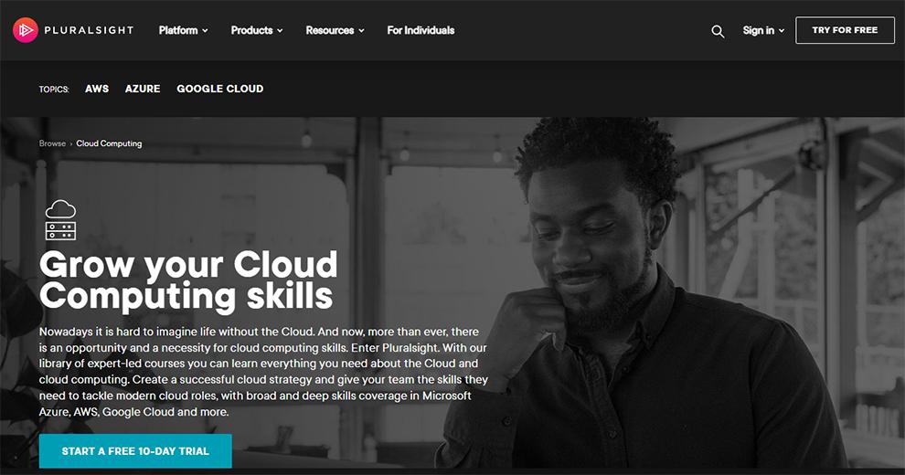 Grow your Cloud Computing skills