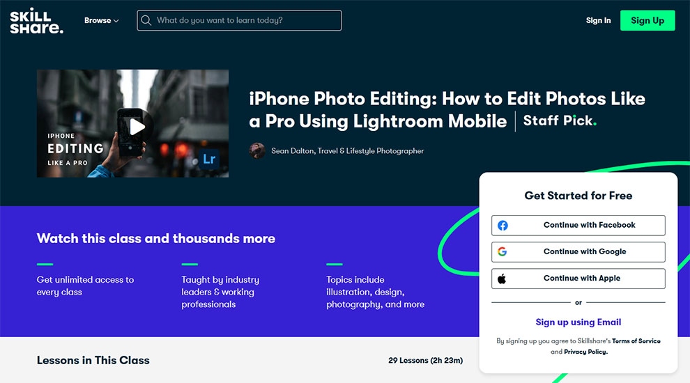 iphone photo editing: How to Edit Photos like a Pro using Lightroom mobile