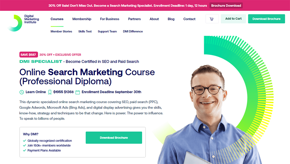 Online Search Marketing Course