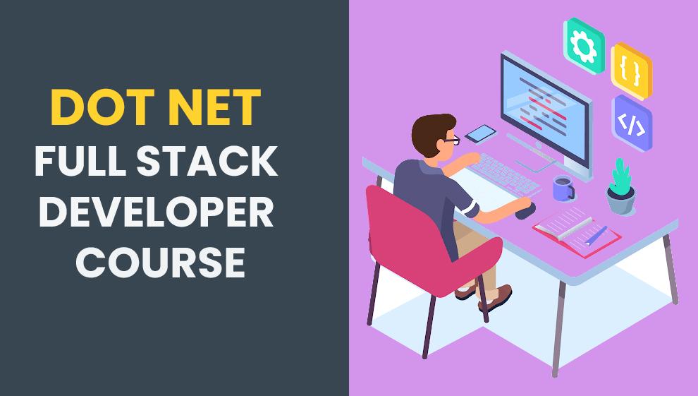 Best Dot Net Full Stack Classes