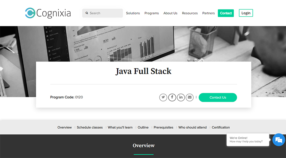 Java Full Stack Course