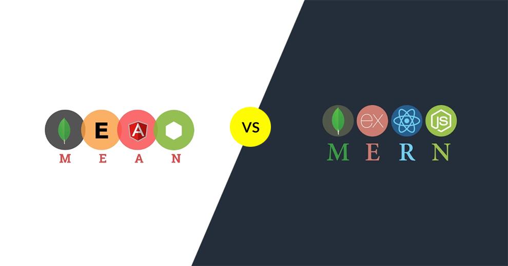 MEAN vs MERN