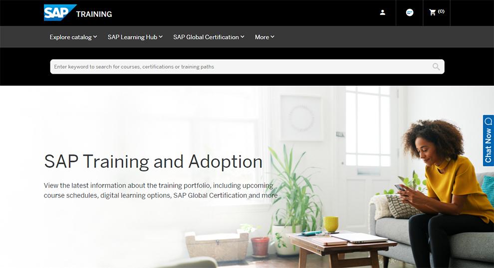 SAP Training and Adoption