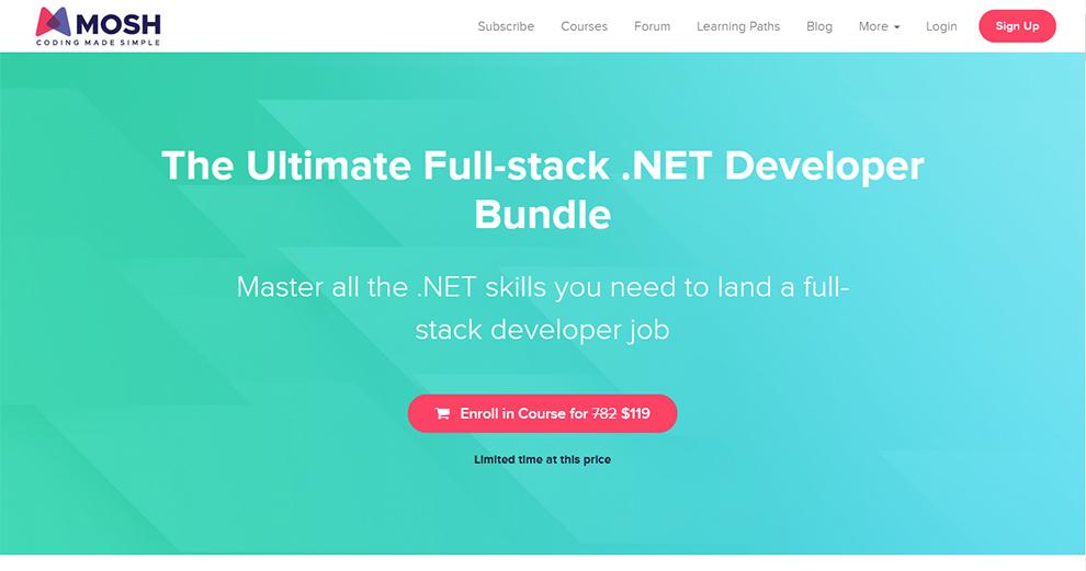 The Ultimate Full-stack .NET Developer Bundle