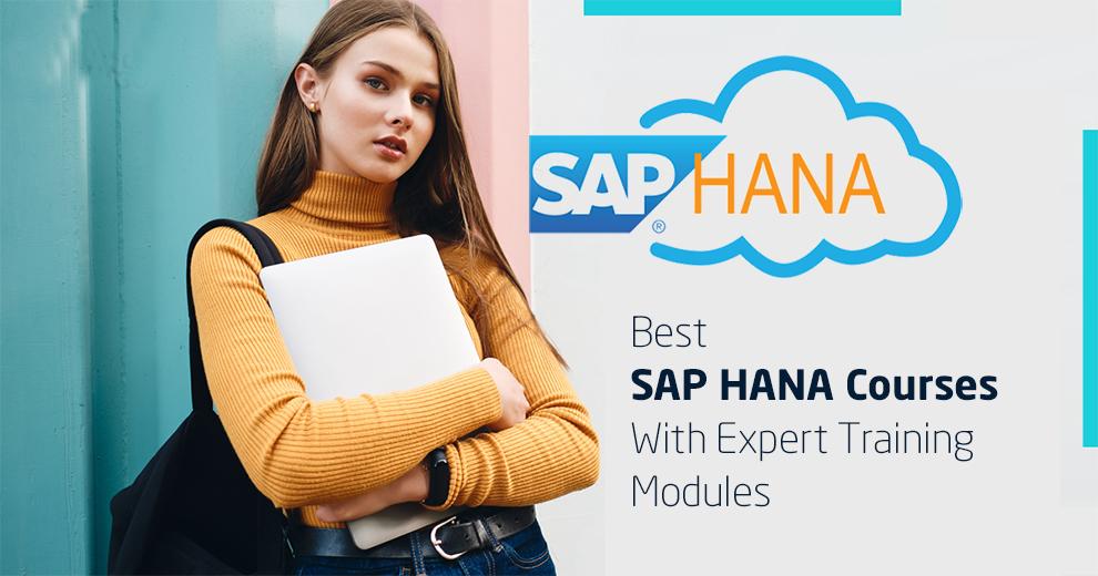 SAP HANA Courses